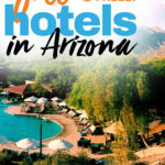 How to get free hotels in Arizona
