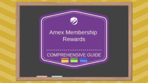Everything you wanted to know about Amex Membership Rewards.