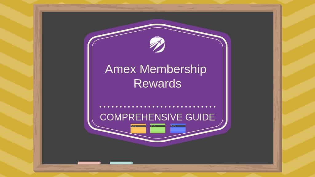 Amex Membership Rewards Guide