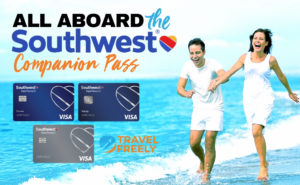 (Updated Jan 2020) All Aboard for the Southwest Companion Pass