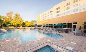 The Hyatt Place is a good second option