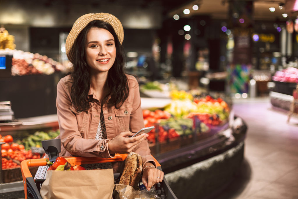 Most people know that food is one of the larger monthly budget items. Eating out and buying groceries really add up if you put all expenses on a card. Many cards give you 2x or 3x points for these purchases too.