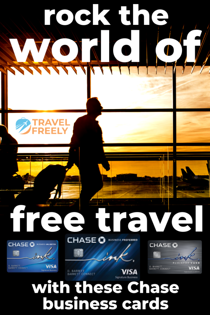 Travel Freely with Chase Business Cards
