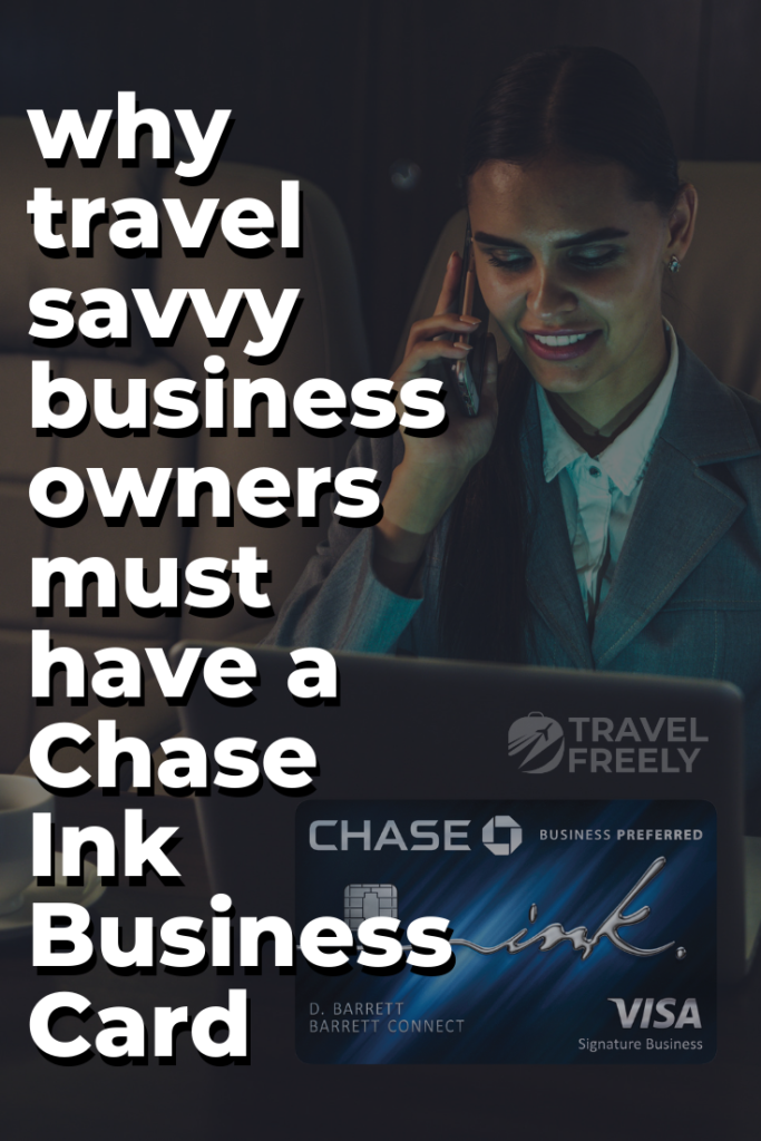 Must have Chase Business card