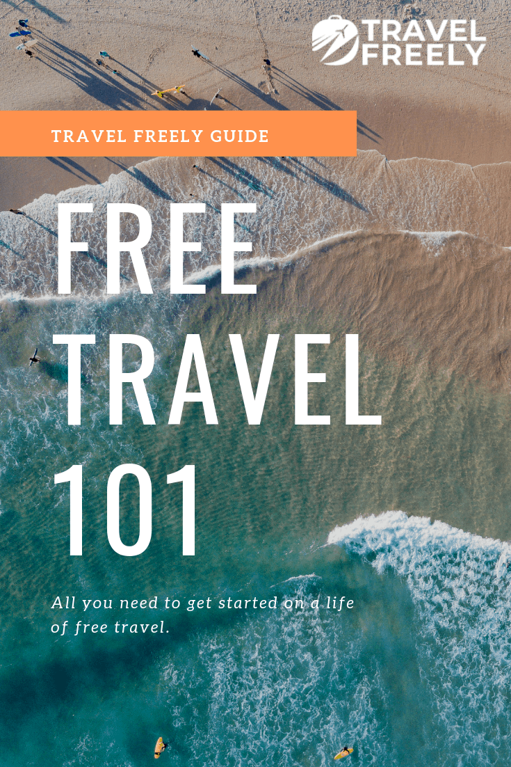 Travel Freely: The Free App for Free Travel