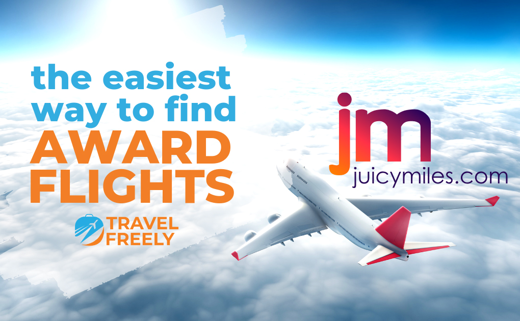 JUICY MILES: The Easiest Tool To Search Flight Awards