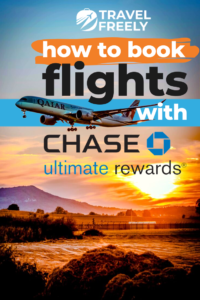 Book flights with Chase