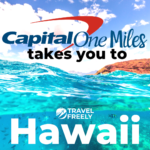 Capital One® Miles takes you to Hawaii