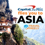 Capital One® Miles flies you to Asia