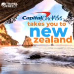 Capital One® Miles takes you to New Zealand