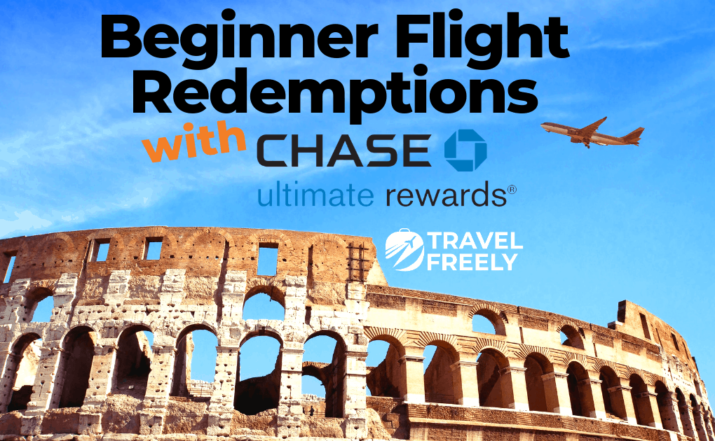 How to Book Flights with Chase Ultimate Rewards