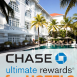 Chase Ultimate Rewards fro Hotels