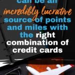 Business travel can be an incredibly lucrative source of points and miles with the right combination of credit cards