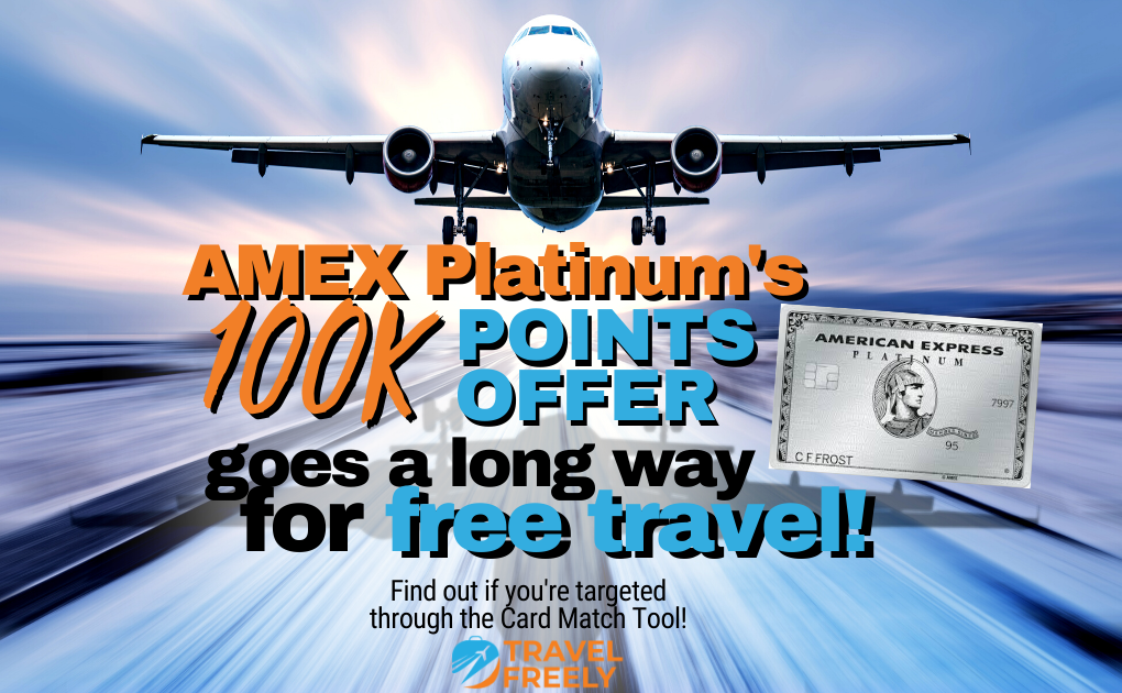 Amex Platinum Card 100k Offer