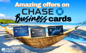 Amazing Offers on Chase Business Cards