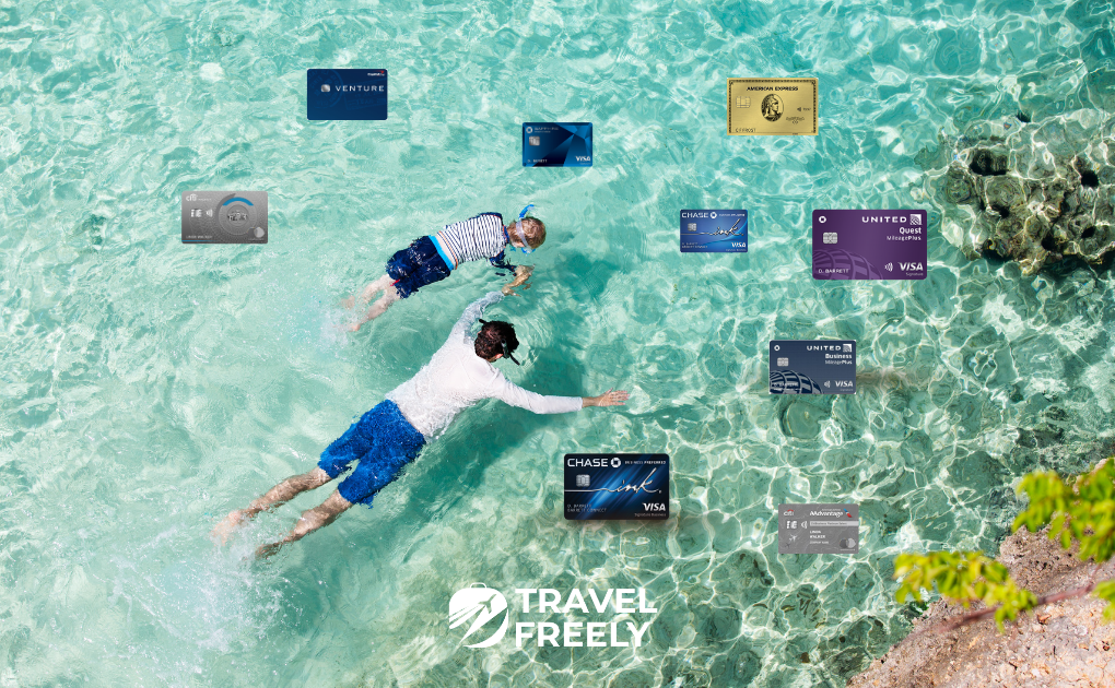 May 2021: Best Travel Credit Card Offers