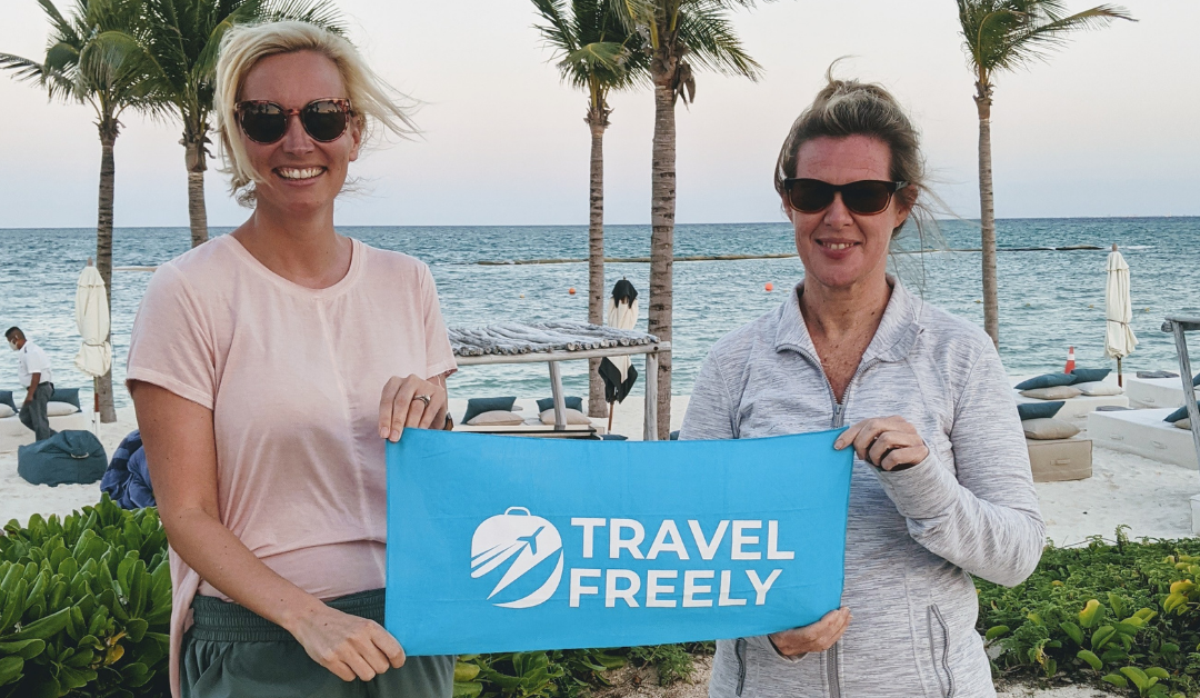 Member Success Story: A Relaxing Girls' Trip to Mexico